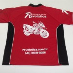 Revolutica - Camiseta em Poliviscose